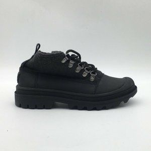 Toms Womens Hiking Ankle Boots Black Size 5 New